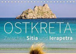 Ostkreta – Zwischen Sitia und Ierapetra (Tischkalender 2018 DIN A5 quer) von Hoffmann,  Monika
