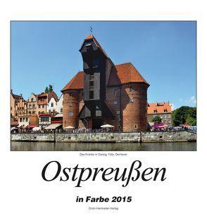 Ostpreußen 2015