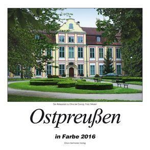 Ostpreußen in Farbe