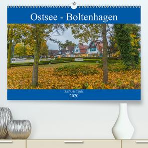 Ostsee – Boltenhagen (Premium, hochwertiger DIN A2 Wandkalender 2020, Kunstdruck in Hochglanz) von Thiele,  Ralf-Udo