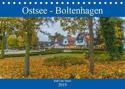 Ostsee – Boltenhagen (Tischkalender 2019 DIN A5 quer) von Thiele,  Ralf-Udo