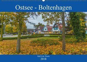 Ostsee – Boltenhagen (Wandkalender 2018 DIN A2 quer) von Thiele,  Ralf-Udo