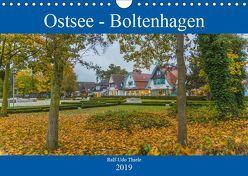 Ostsee – Boltenhagen (Wandkalender 2019 DIN A4 quer) von Thiele,  Ralf-Udo