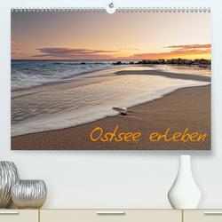 Ostsee erleben (Premium, hochwertiger DIN A2 Wandkalender 2021, Kunstdruck in Hochglanz) von Nordbilder