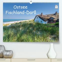 Ostsee, Fischland-Darß (Premium, hochwertiger DIN A2 Wandkalender 2021, Kunstdruck in Hochglanz) von Hoffmann,  Klaus