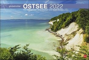 Ostsee Globetrotter Kalender 2022 von Heye