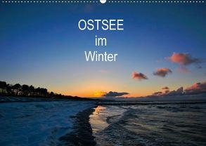 Ostsee im Winter (Wandkalender 2018 DIN A2 quer) von Jaeger,  Thomas