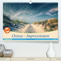 Ostsee – Impressionen (Premium, hochwertiger DIN A2 Wandkalender 2021, Kunstdruck in Hochglanz) von Deter,  Thomas