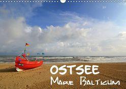 Ostsee – Mare Balticum (Wandkalender 2019 DIN A3 quer) von Mathias,  Simone