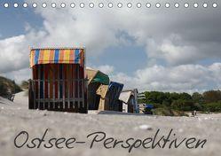 Ostsee-Perspektiven (Tischkalender 2019 DIN A5 quer) von Paetsch,  Frauke