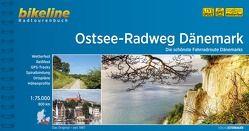 Ostsee-Radweg Dänemark von Esterbauer Verlag