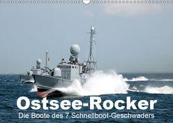 Ostsee-Rocker (Wandkalender 2019 DIN A3 quer) von Harhaus,  Helmut