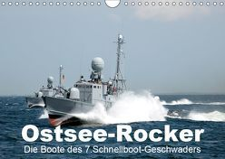 Ostsee-Rocker (Wandkalender 2019 DIN A4 quer) von Harhaus,  Helmut