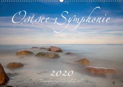 Ostsee-Symphonie (Wandkalender 2020 DIN A2 quer) von Ermel,  Michael