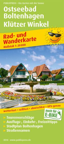 Ostseebad Boltenhagen – Klützer Winkel