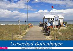 Ostseebad Boltenhagen – Sehnsuchtsort an der Ostsee (Wandkalender 2021 DIN A2 quer) von Felix,  Holger