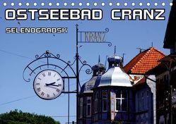 Ostseebad Cranz Selenogradsk (Tischkalender 2019 DIN A5 quer) von von Loewis of Menar,  Henning