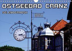 Ostseebad Cranz Selenogradsk (Wandkalender 2019 DIN A4 quer) von von Loewis of Menar,  Henning