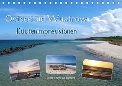 Ostseebad Wustrow Küstenimpressionen (Tischkalender 2019 DIN A5 quer) von Bienert,  Christine