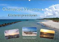 Ostseebad Wustrow Küstenimpressionen (Wandkalender 2019 DIN A2 quer) von Bienert,  Christine