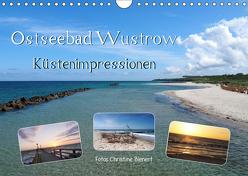 Ostseebad Wustrow Küstenimpressionen (Wandkalender 2019 DIN A4 quer) von Bienert,  Christine