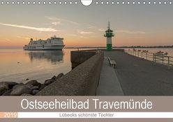 Ostseeheilbad Travemünde – Lübecks schönste Tochter (Wandkalender 2019 DIN A4 quer) von Potratz,  Andrea