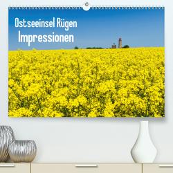 Ostseeinsel Rügen Impressionen (Premium, hochwertiger DIN A2 Wandkalender 2020, Kunstdruck in Hochglanz) von Pohl,  Roman