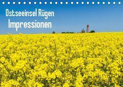 Ostseeinsel Rügen Impressionen (Tischkalender 2019 DIN A5 quer) von Pohl,  Roman