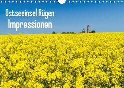 Ostseeinsel Rügen Impressionen (Wandkalender 2019 DIN A4 quer) von Pohl,  Roman