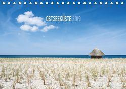 Ostseeküste 2019 (Tischkalender 2019 DIN A5 quer) von Kerpa,  Ralph