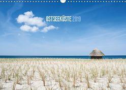 Ostseeküste 2019 (Wandkalender 2019 DIN A3 quer) von Kerpa,  Ralph