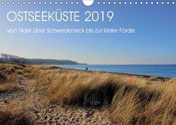 Ostseeküste 2019 (Wandkalender 2019 DIN A4 quer) von Thomsen,  Ralf
