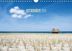 Ostseeküste 2019 (Wandkalender 2019 DIN A4 quer) von Kerpa,  Ralph