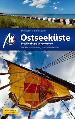 Ostseeküste – Mecklenburg Vorpommern Reiseführer Michael Müller Verlag von Becht,  Sabine, Talaron,  Sven