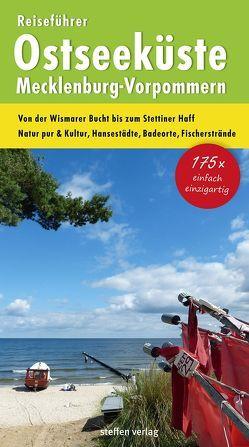 Reiseführer Ostseeküste Mecklenburg-Vorpommern von Stelzer,  Christine