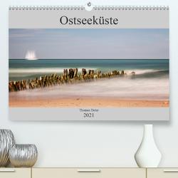 Ostseeküste (Premium, hochwertiger DIN A2 Wandkalender 2021, Kunstdruck in Hochglanz) von N.,  N.