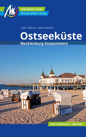 Ostseeküste Reiseführer Michael Müller Verlag von Becht,  Sabine, Talaron,  Sven