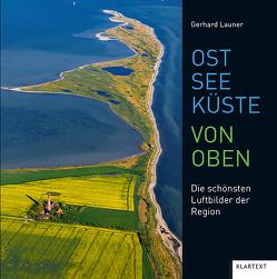Ostseeküste von oben von Launer,  Gerhard