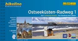 Ostseeküsten-Radweg / Ostseeküsten-Radweg Teil 1 von Esterbauer Verlag