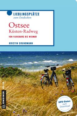 Ostseeküstenradweg von Grundmann,  Kristin