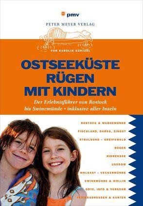 Ostseeküste Rügen mit Kindern von Küntzel,  Karolin