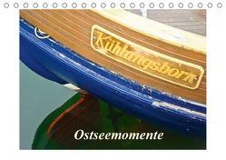 Ostseemomente (Tischkalender 2018 DIN A5 quer) von Ferch,  Carola