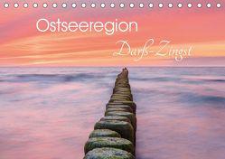 Ostseeregion Darß-Zingst (Tischkalender 2019 DIN A5 quer) von Spiegler,  Heidi