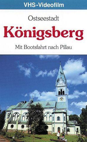 Ostseestadt Königsberg von Berking,  Kristof