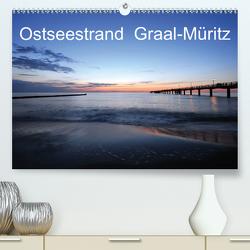 Ostseestrand Graal-Müritz (Premium, hochwertiger DIN A2 Wandkalender 2020, Kunstdruck in Hochglanz) von Höfer,  Christoph