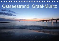 Ostseestrand Graal-Müritz (Tischkalender 2018 DIN A5 quer) von Höfer,  Christoph