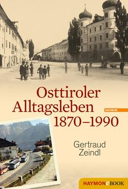 Osttiroler Alltagsleben 1870-1990 von Zeindl,  Gertraud