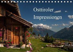 Osttiroler Impressionen (Tischkalender 2019 DIN A5 quer) von Matthies,  Axel
