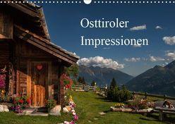 Osttiroler Impressionen (Wandkalender 2019 DIN A3 quer) von Matthies,  Axel