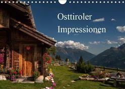 Osttiroler Impressionen (Wandkalender 2019 DIN A4 quer) von Matthies,  Axel